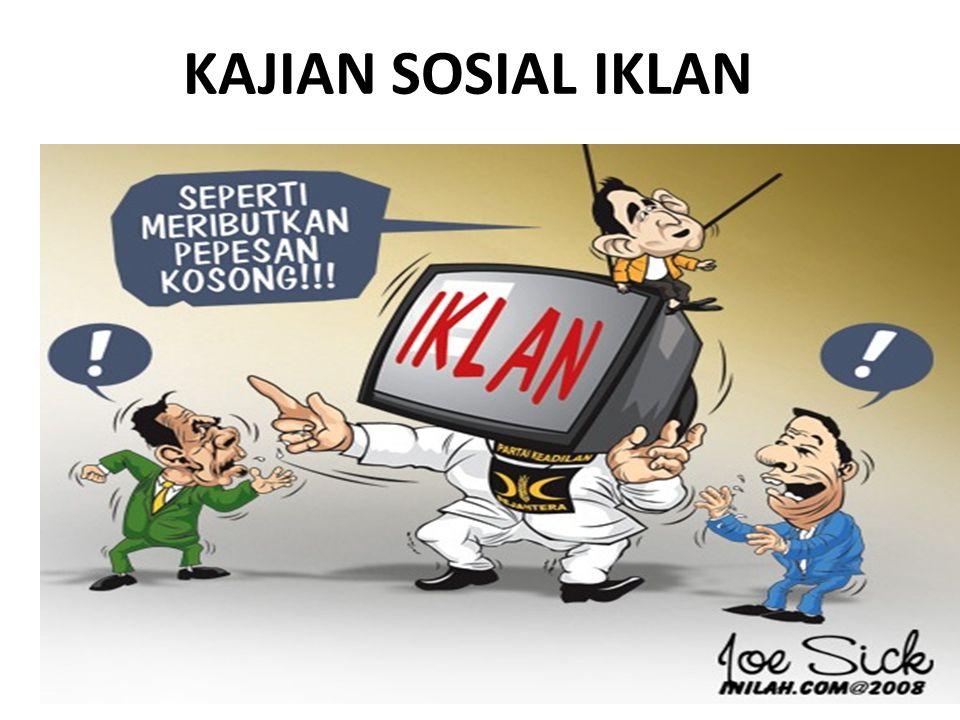 KAJIAN SOSIAL IKLAN