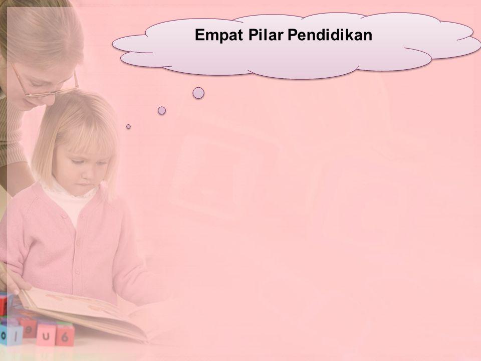 Empat Pilar Pendidikan