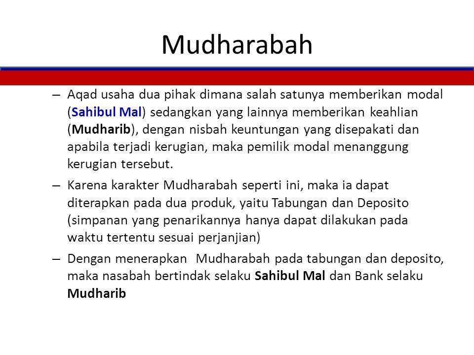 Mudharabah