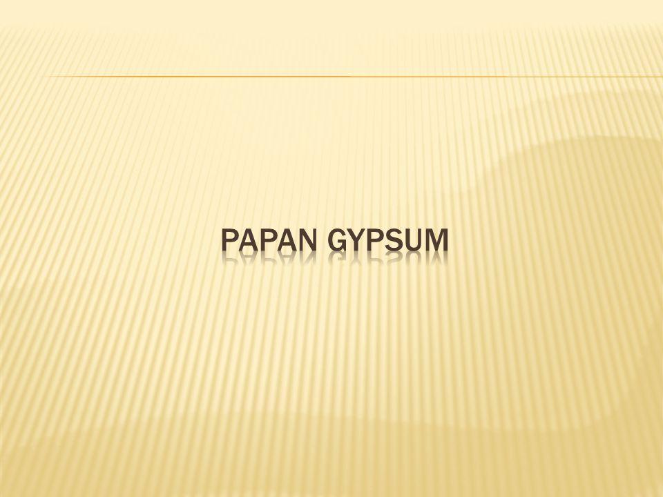 PAPAN GYPSUM