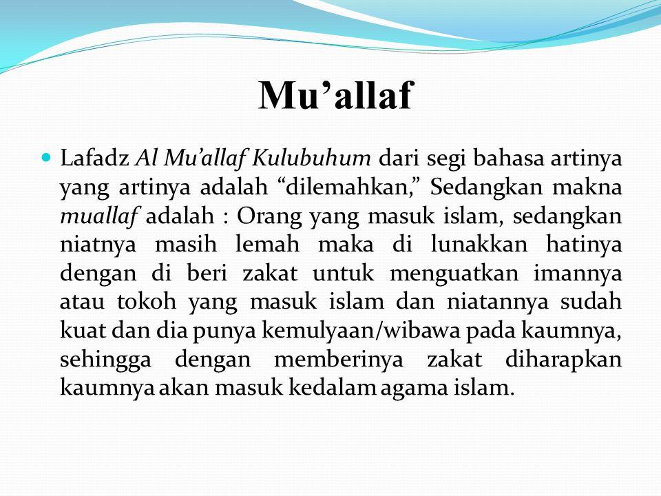 Mu'allaf