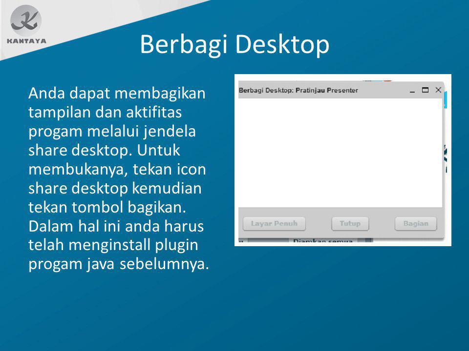 Berbagi Desktop
