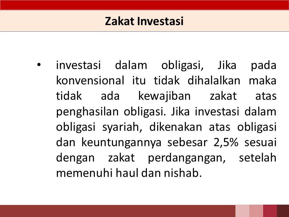 Zakat Investasi