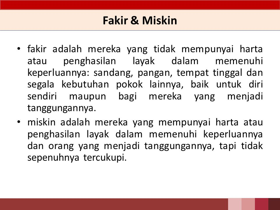 Fakir & Miskin