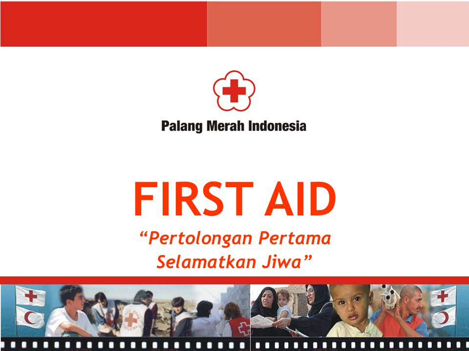 FIRST AID Pertolongan Pertama Selamatkan Jiwa Anchi PP KSR Dasar