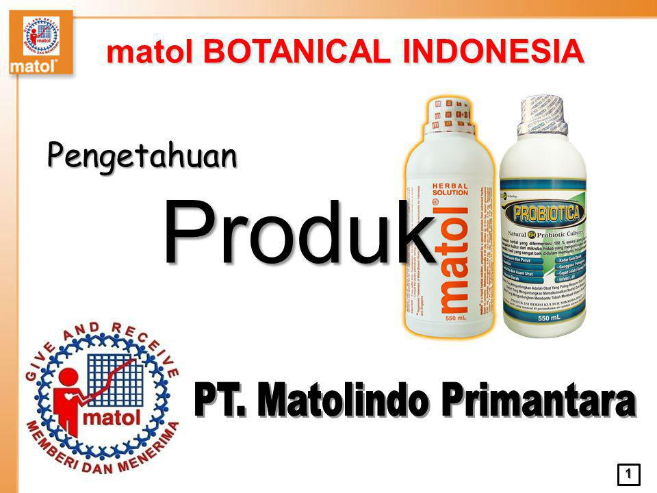 matol BOTANICAL INDONESIA