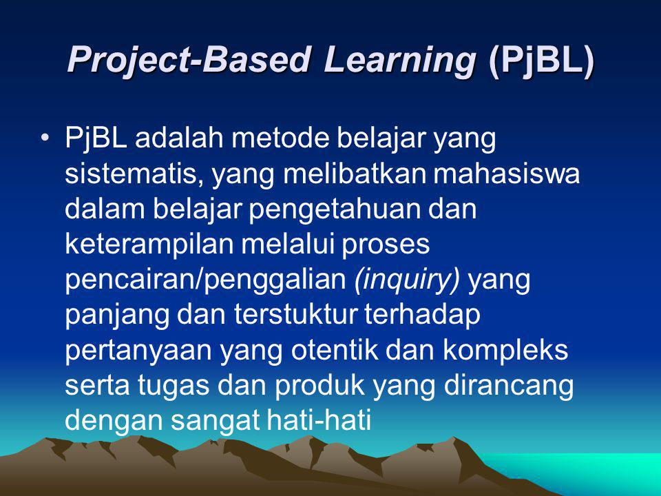 Project-Based Learning (PjBL)