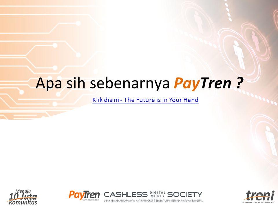 Apa sih sebenarnya PayTren
