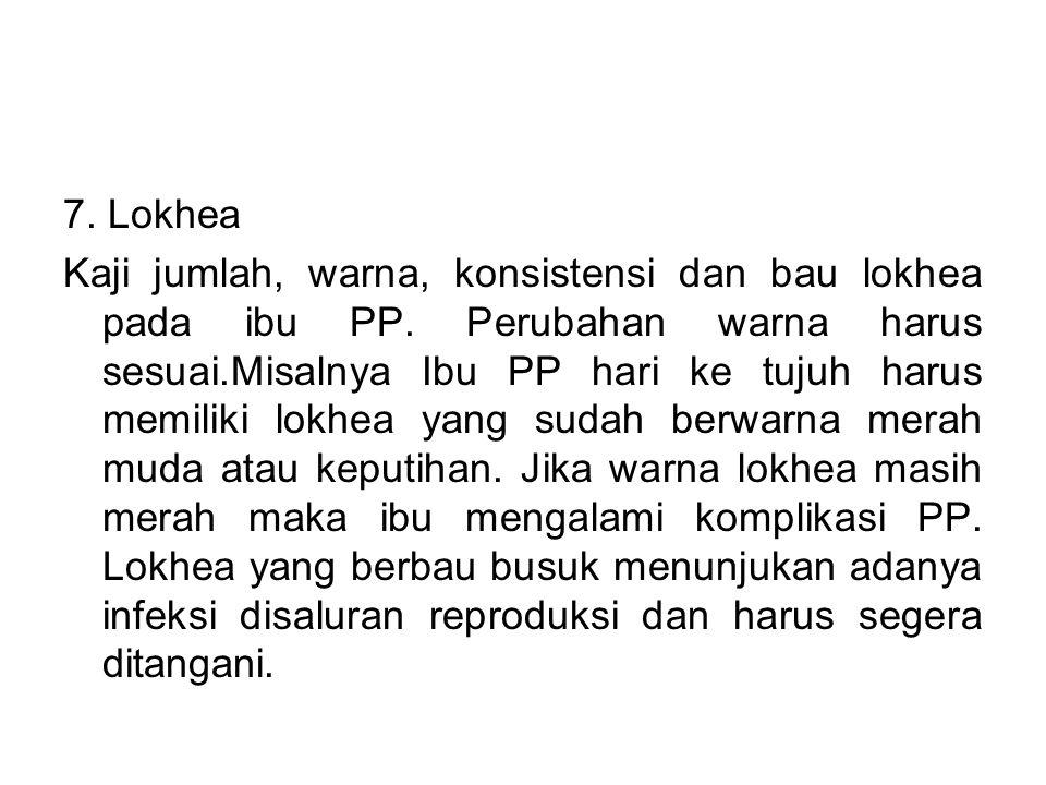 7. Lokhea