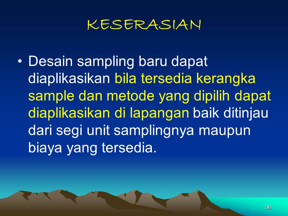 KESERASIAN