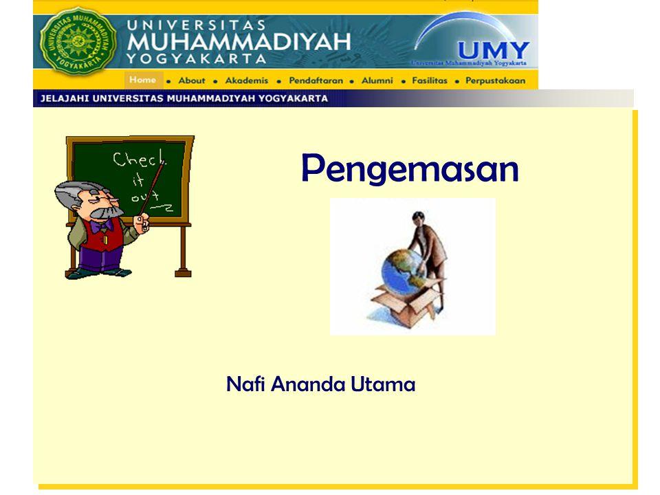Pengemasan Nafi Ananda Utama