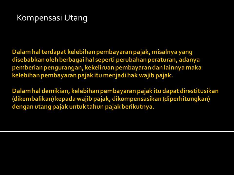 Kompensasi Utang