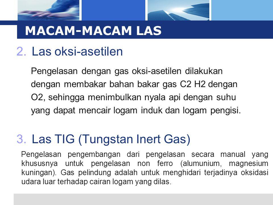 Las TIG (Tungstan Inert Gas)