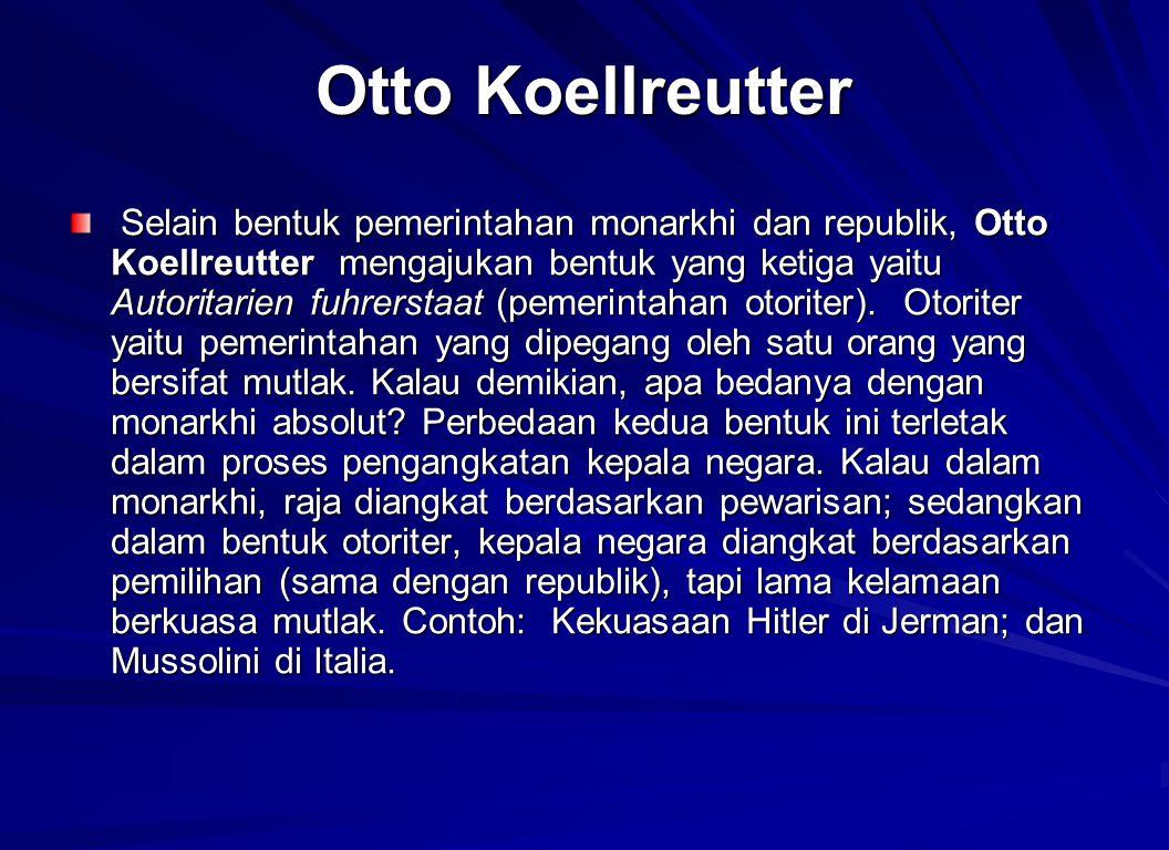 Otto Koellreutter