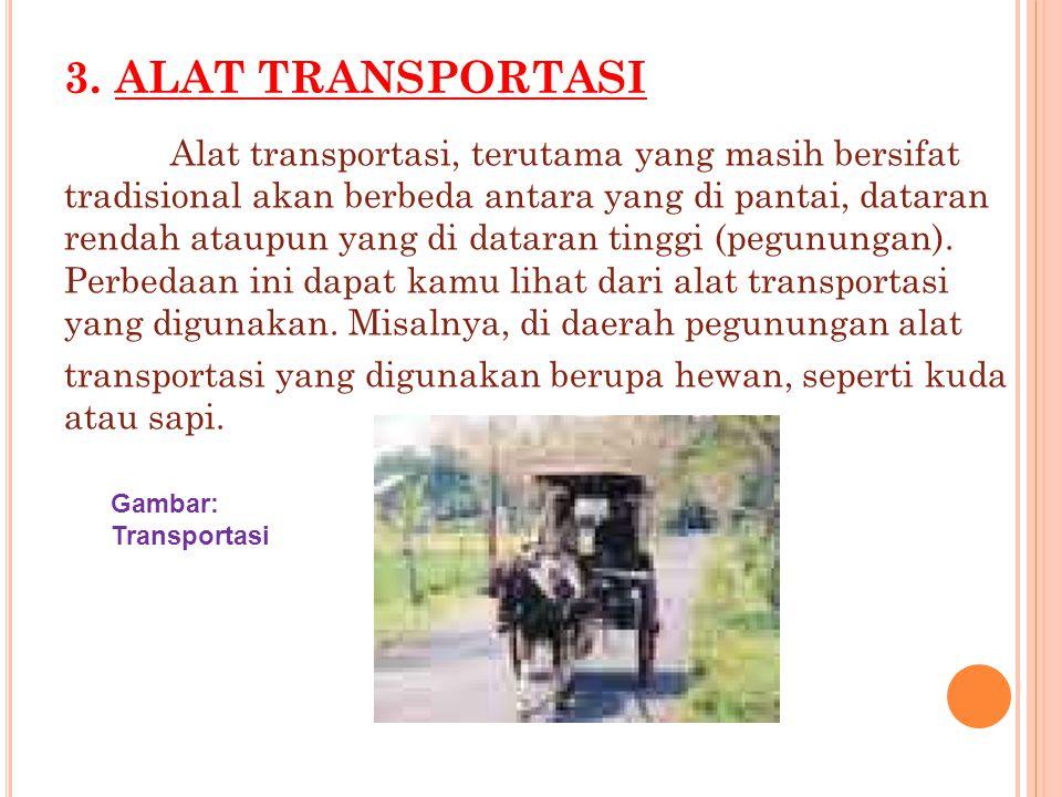 3. ALAT TRANSPORTASI