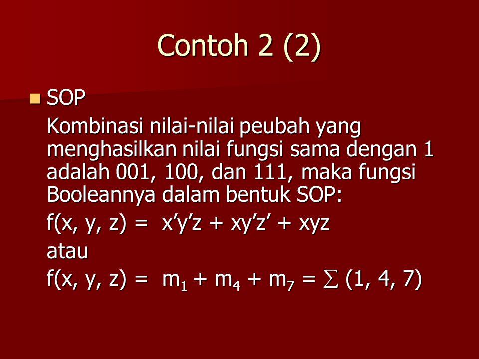 Contoh 2 (2) SOP.