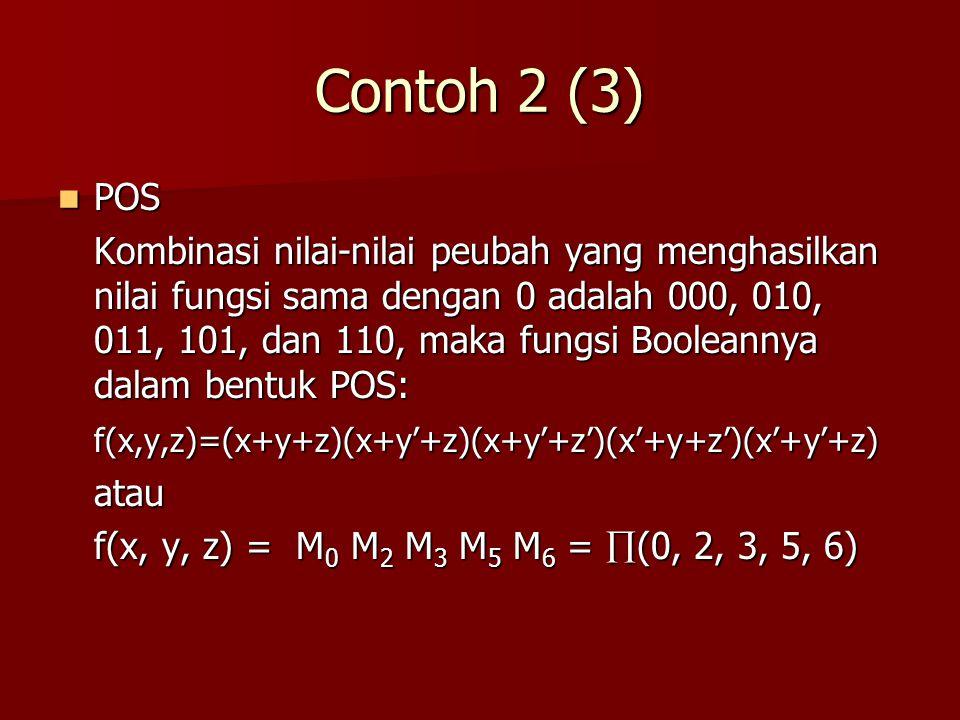 Contoh 2 (3) POS.