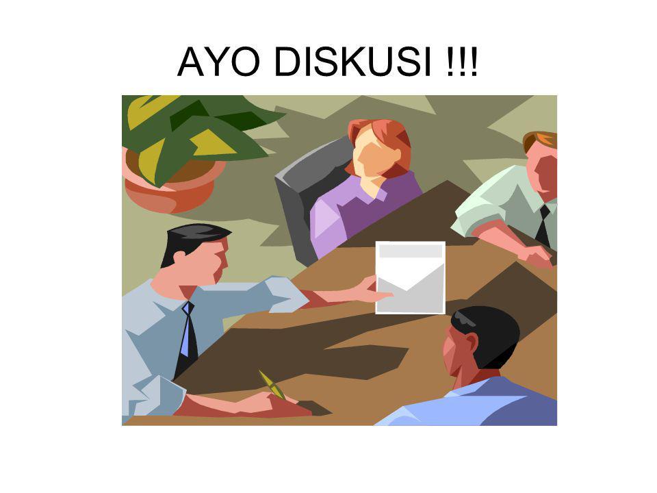 AYO DISKUSI !!!