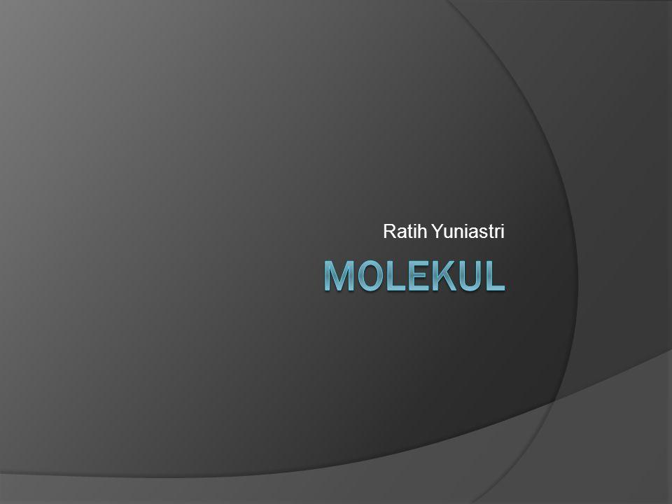 Ratih Yuniastri MOLEKUL