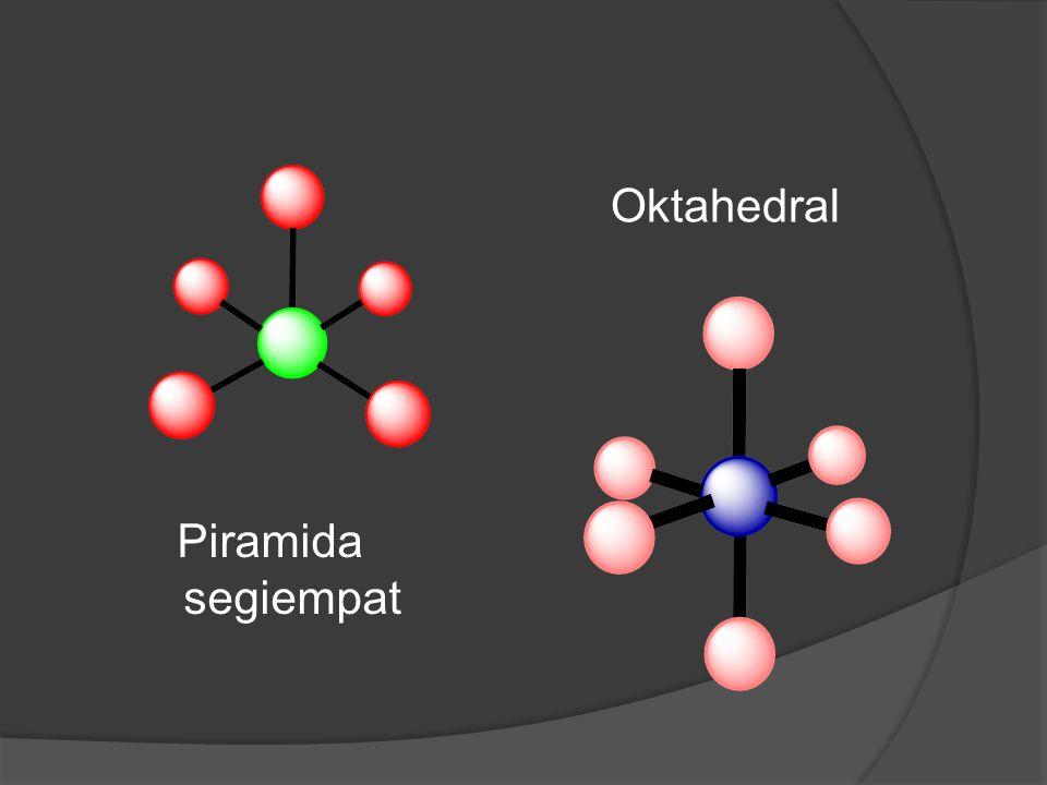 Oktahedral Piramida segiempat