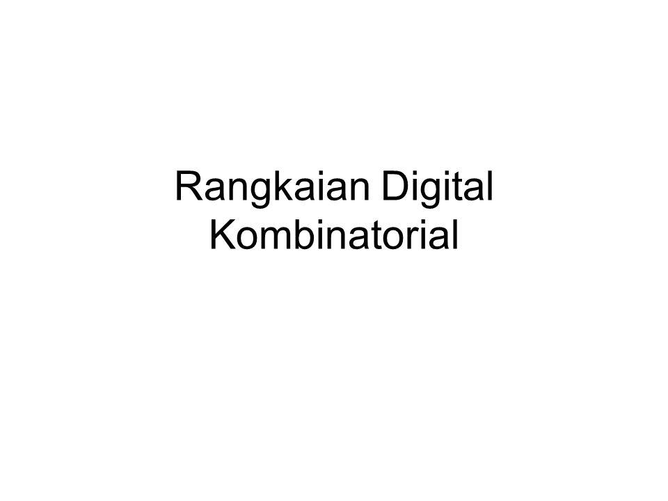 Rangkaian Digital Kombinatorial