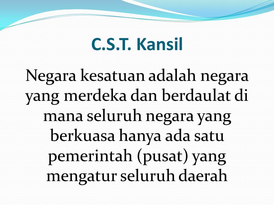 C.S.T. Kansil
