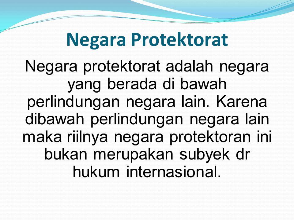 Negara Protektorat
