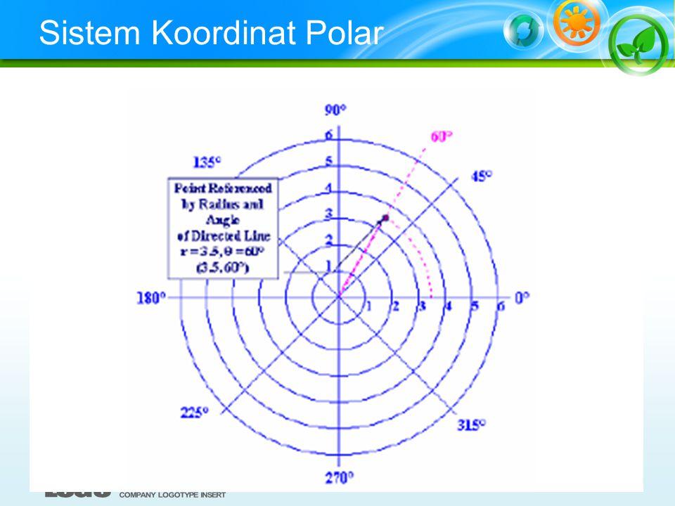 Sistem Koordinat Polar
