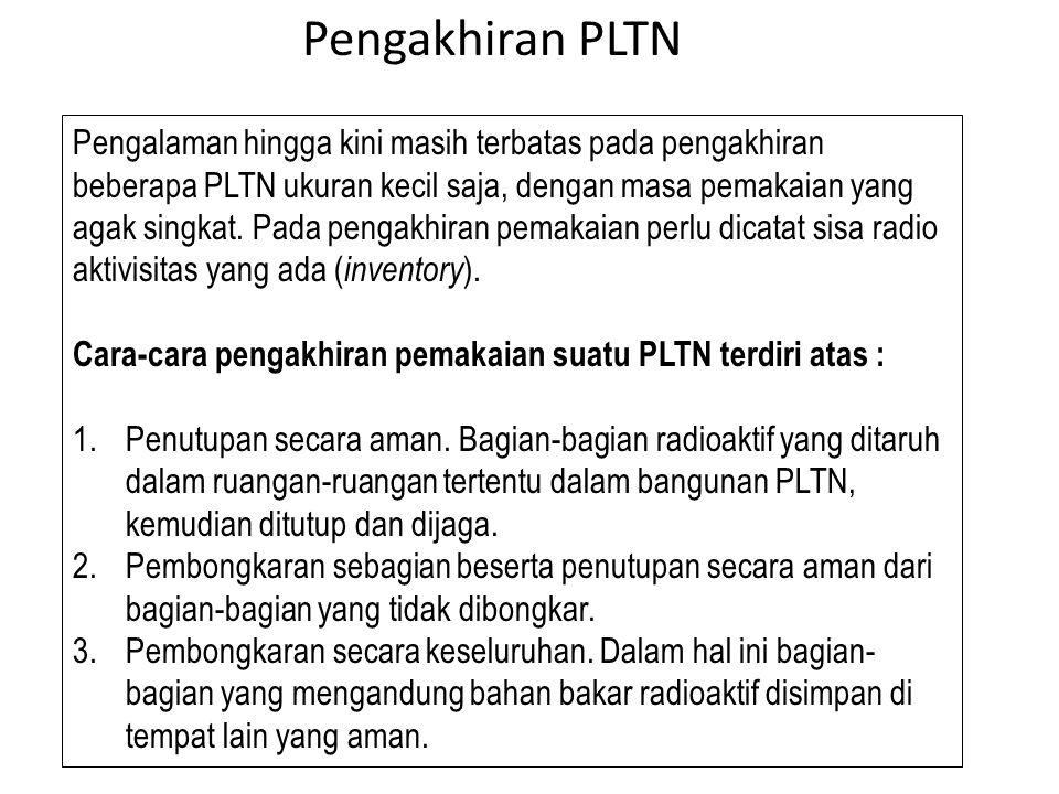 Pengakhiran PLTN