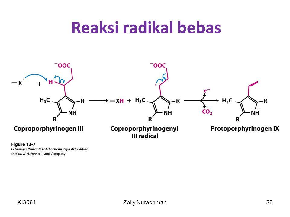 Reaksi radikal bebas KI3061 Zeily Nurachman