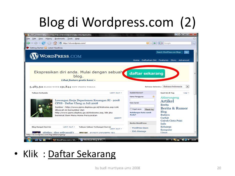 Blog di Wordpress.com (2)