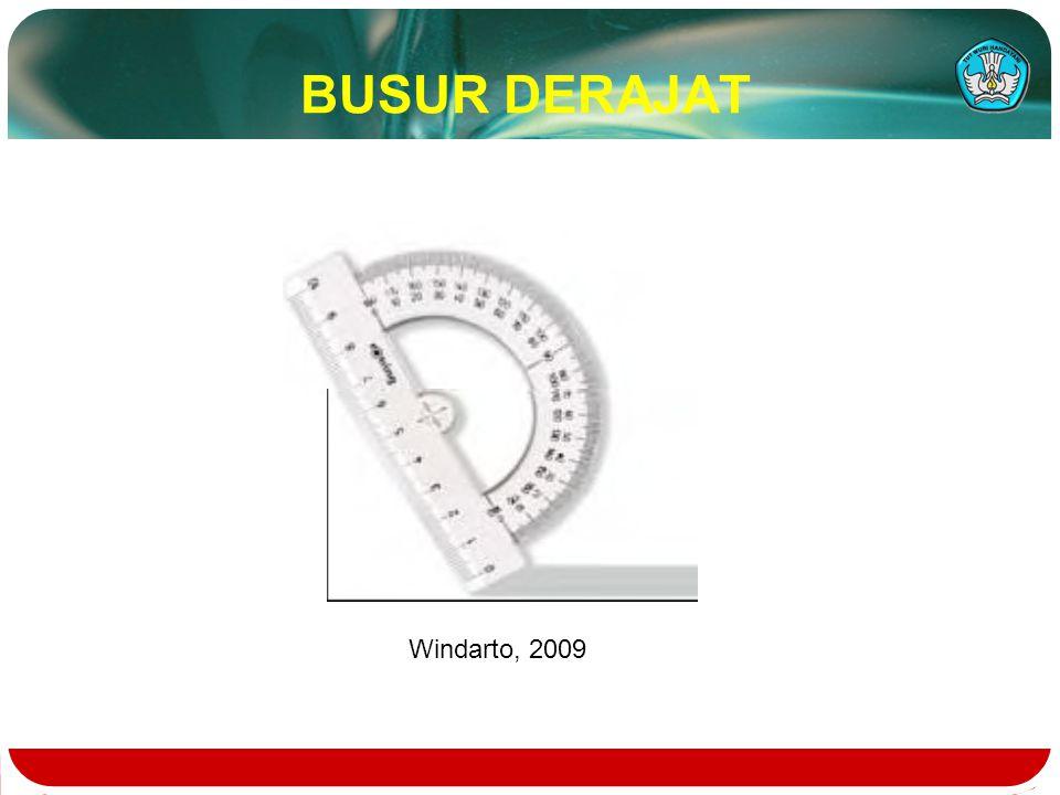 BUSUR DERAJAT Windarto, 2009