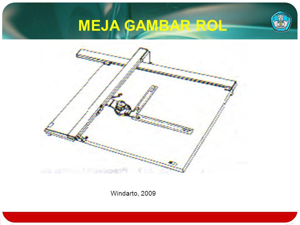 MEJA GAMBAR ROL Windarto, 2009