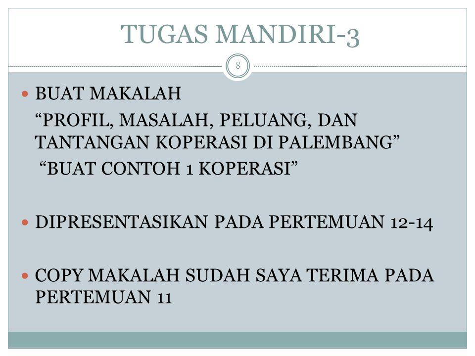 TUGAS MANDIRI-3 BUAT MAKALAH