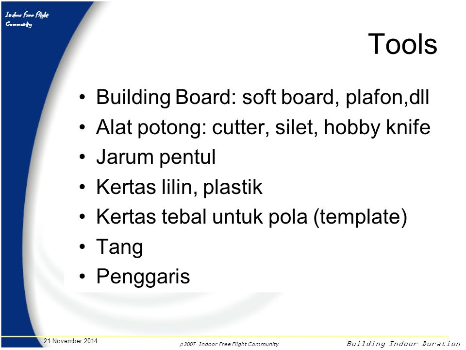 Tools Building Board: soft board, plafon,dll