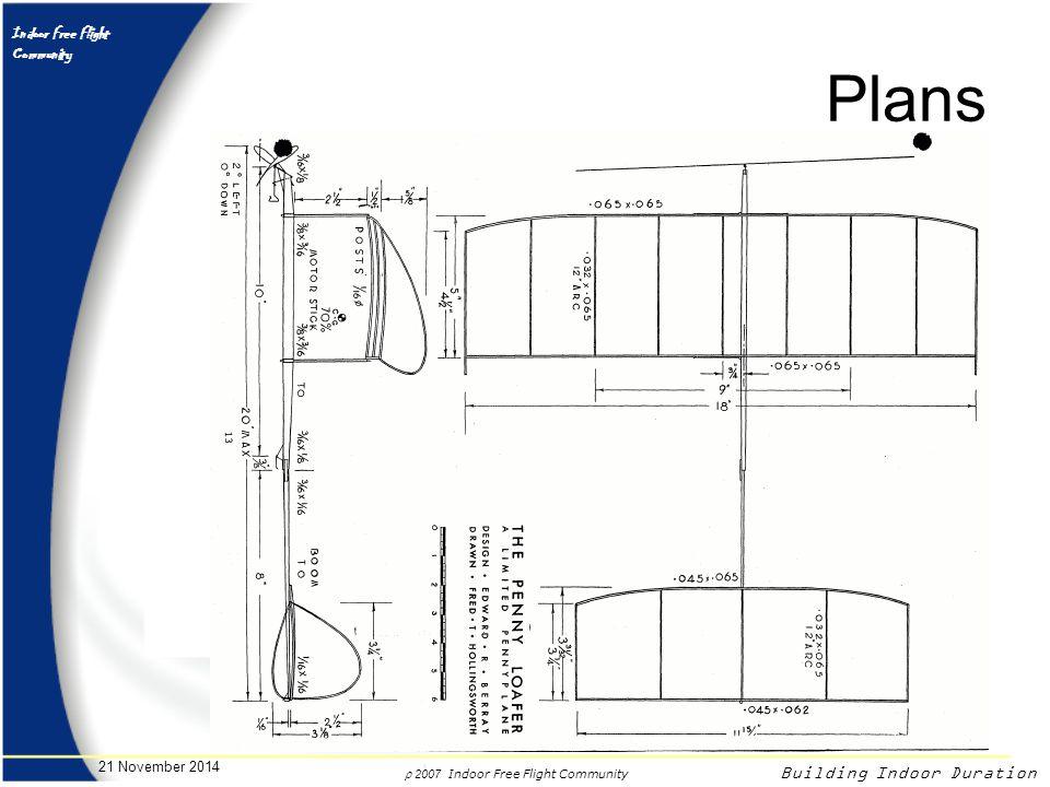 Plans 7 April 2017