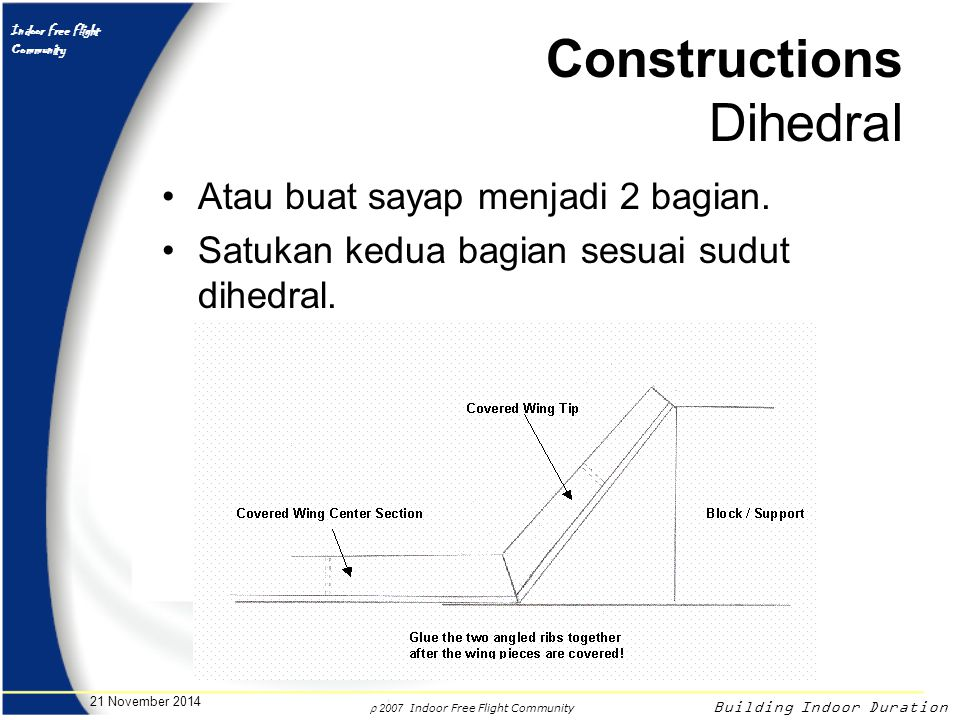 Constructions Dihedral
