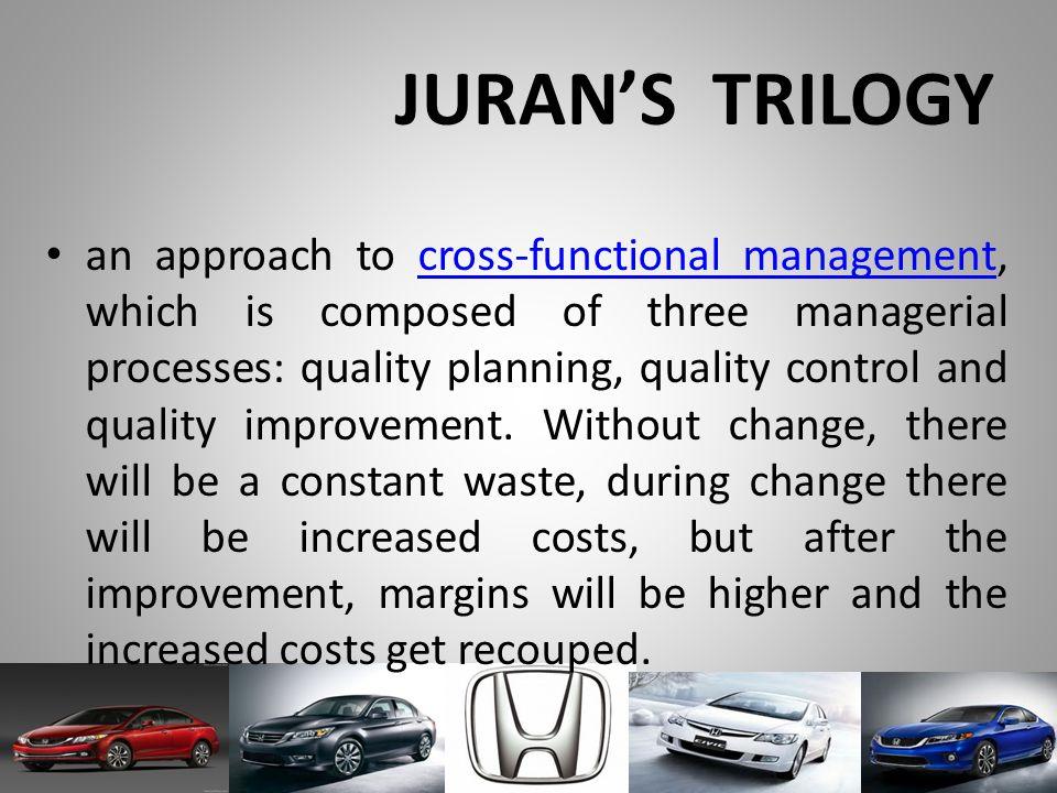 JURAN'S TRILOGY