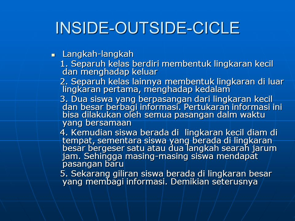 INSIDE-OUTSIDE-CICLE