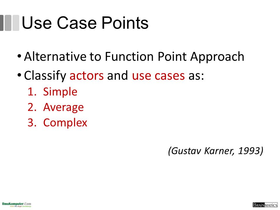 Use Case Points Alternative to Function Point Approach