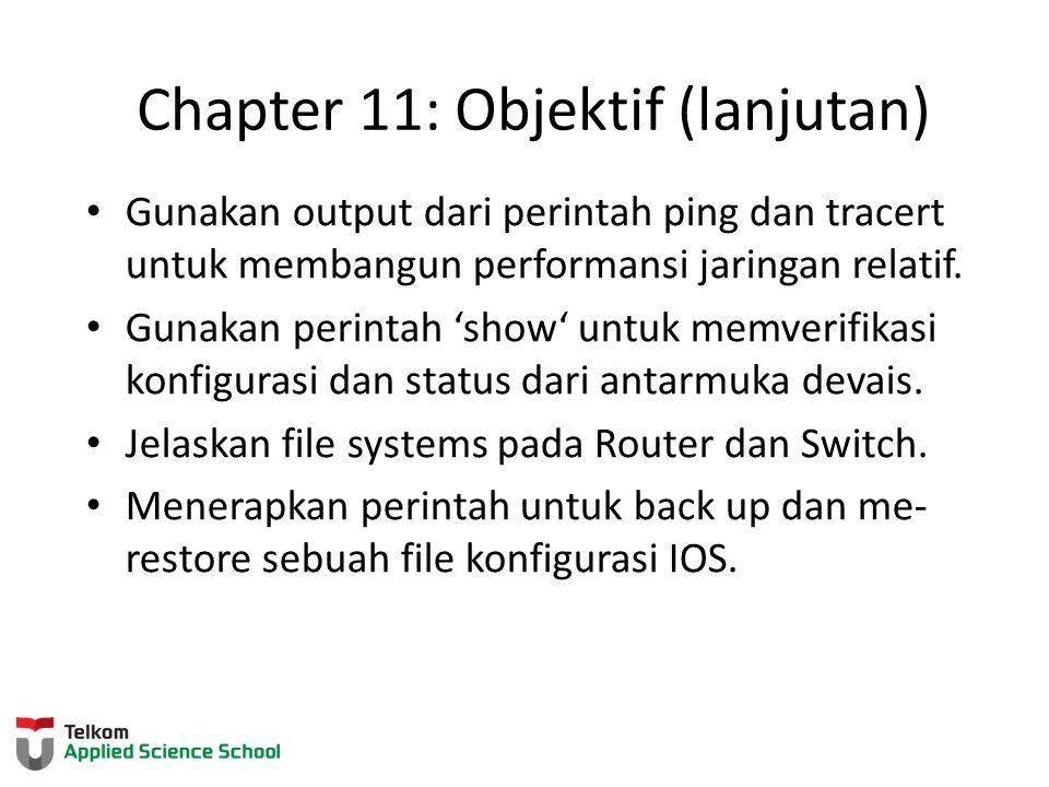 Chapter 11: Objektif (lanjutan)