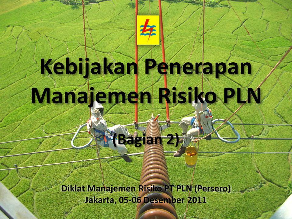 Diklat Manajemen Risiko PT PLN (Persero)