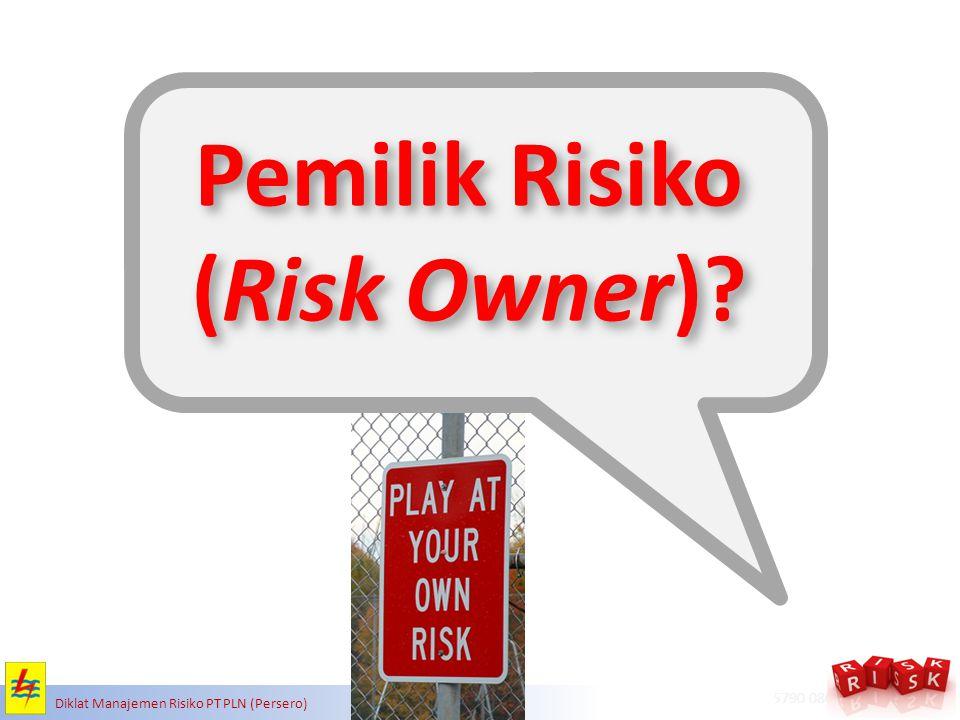 Pemilik Risiko (Risk Owner)