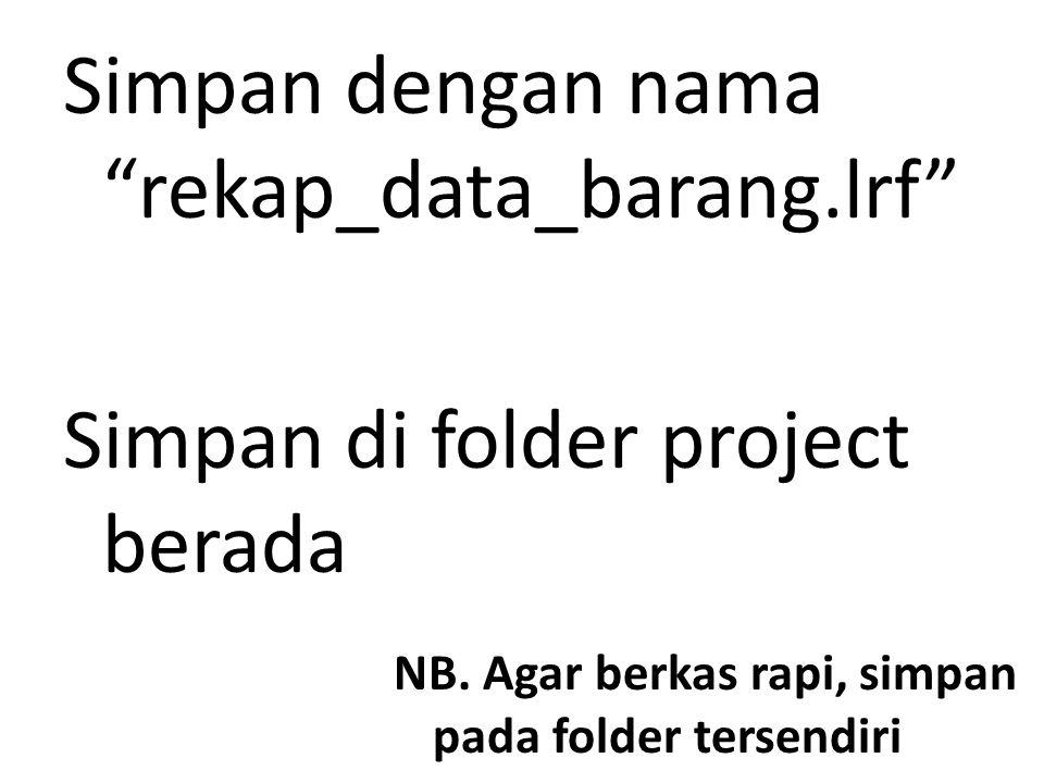 Simpan dengan nama rekap_data_barang