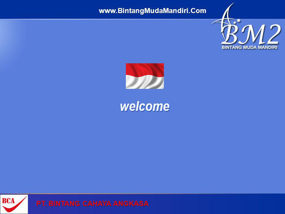 www.BintangMudaMandiri.Com PT. BINTANG CAHAYA ANGKASA