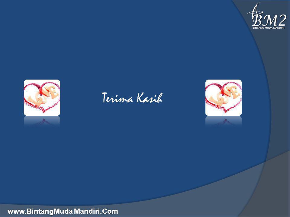 Terima Kasih www.BintangMuda Mandiri.Com