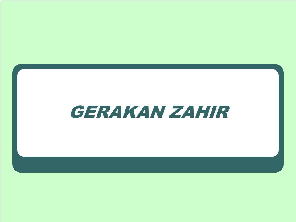 GERAKAN ZAHIR