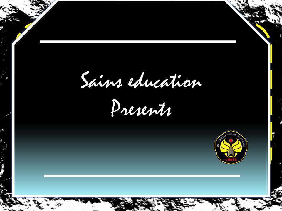 Sains education Presents Ready