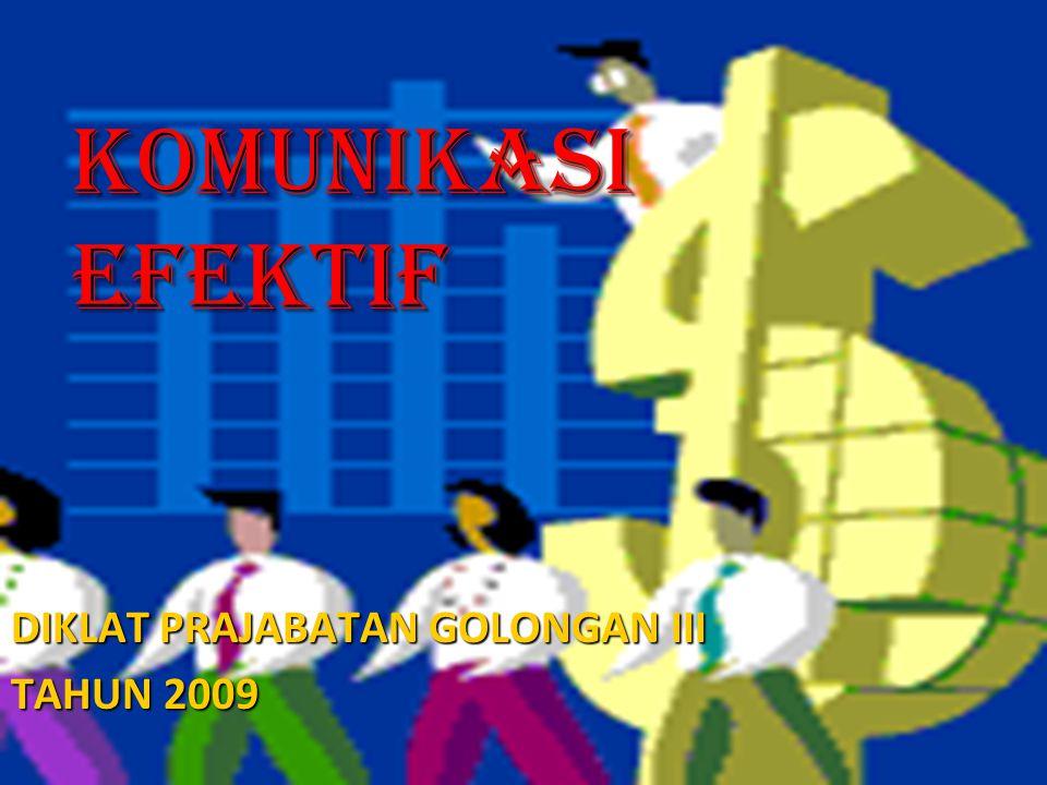 DIKLAT PRAJABATAN GOLONGAN III TAHUN 2009