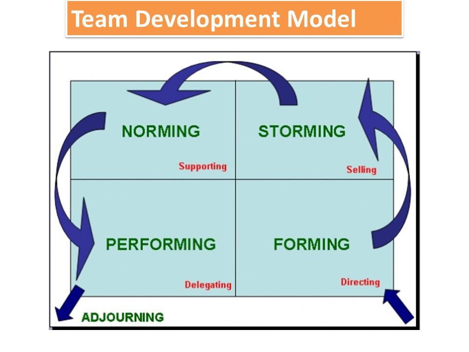 Team Development Model